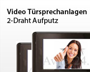 Video Türsprechanlagen