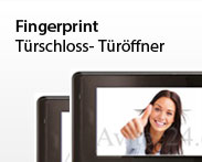 Türsprechanlage Fingerprint Modul